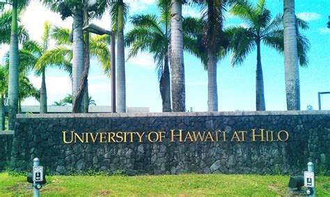 Of Hawaii Mba Cost by Of Hawaii At Hilo Sat Scores Costs More