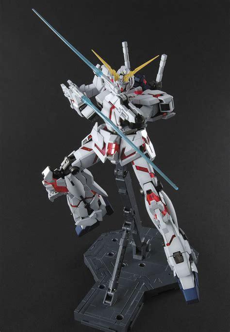 Kaos Gundam Unicorn Model 1 mg 1 100 unicorn gundam ova ver bandai gundam models kits premium shop bandai