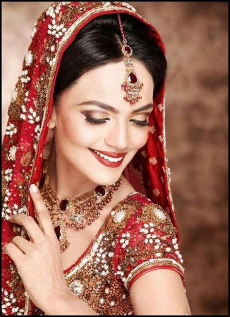 bina makeup ki heroine ki photos indian dulhan new look makeup ideas 2014 for girls image