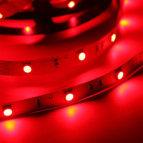 5m Rgb 150led Smd 5050 Led Strip Lights Non Waterproof Led Lights Indoor