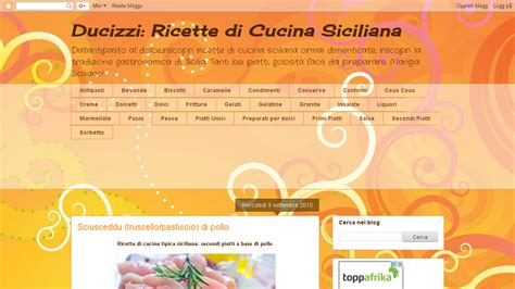 cucina siciliana cucina siciliana