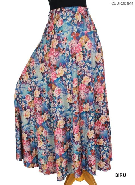 Rok Celana Jersey by Rok Jersey Bunga Vintage Feni Celana Rok Muslim Murah