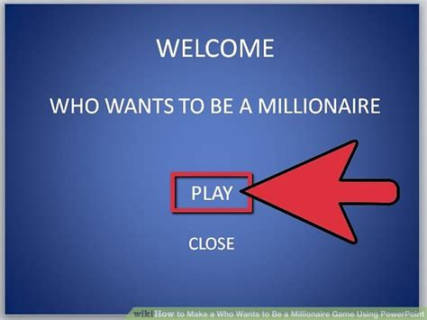 Powerpoint Template Who Wants To Be A Millionaire Choice Who Wants To Be A Millionaire Presentation Template
