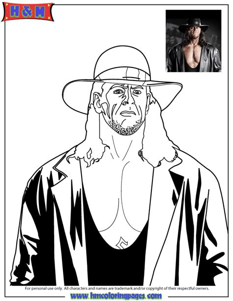 printable pictures wwe wrestlers free printable wwe wrestling coloring pages h m