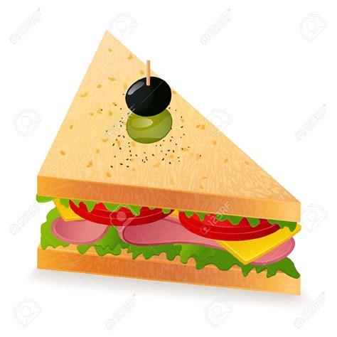 Sandwich Clip by Club Sandwich Clipart Clipground