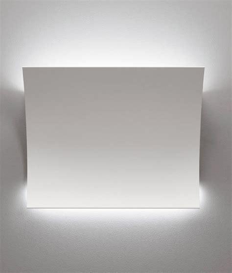 White Wall Lights Led Up Sleek Matt White Wall Light