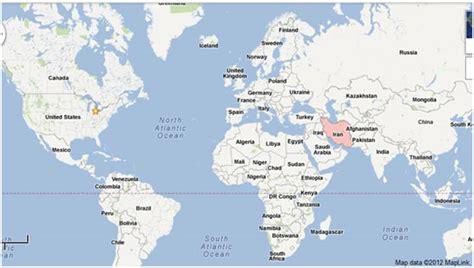 location of iran on world map image gallery iran on world map