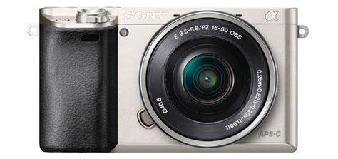 Kamera Sony A6000 Di Batam Sony A6000 Med Utvecklad Autofokus Kamera Bild