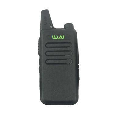 For Wln Walkie Talkie Two Way Radio 1 jual wln two way walkie talkie radio hitam