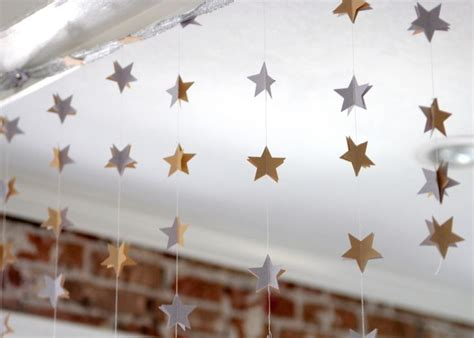 moon and baby shower decor twinkle