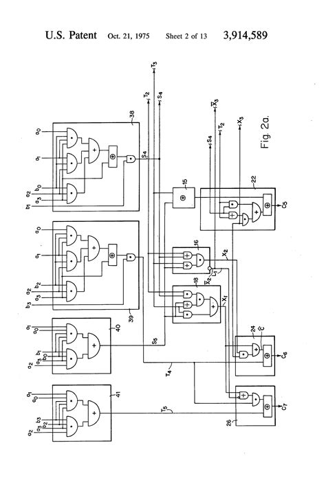 multiplier circuit diagram 4 bit array multiplier circuit diagram circuit and