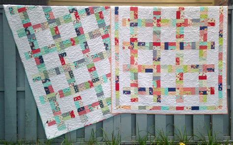 Jelly Roll Quilt Pattern by Pdf Take Two Quilt Pattern Jelly Roll Pattern