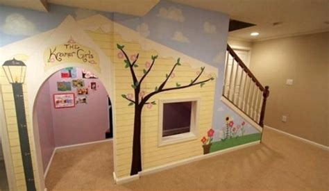 10 Year Old Bedroom Ideas beautiful playhouses under stairs design