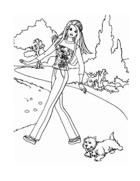 disney coloring pages barbie barbie princess coloring pages
