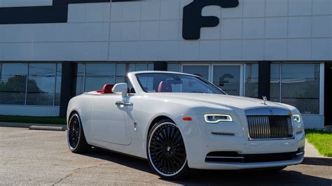 rolls royce white white rolls royce on black forgiatos rolls royce