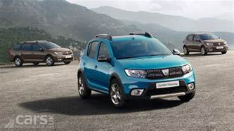 Renault Dacia Sandero Dacia Sandero Sandero Stepway And Logan Get A Makeover