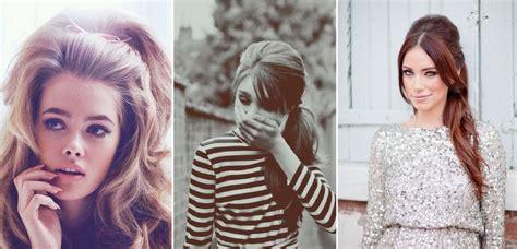 peinados de los aos 60 espinterestcom moda a 241 os 60 fotos ropa peinados y complementos
