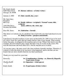 Business Letter Layout Example sample business letter layout 8 examples in word pdf