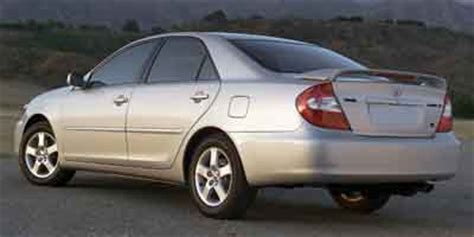 2004 Toyota Camry Se 2004 Toyota Camry Pictures Photos Gallery Motorauthority
