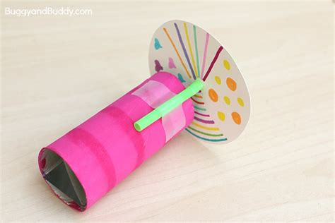 Decorate Pencil Box by Science For Kids How To Make A Kaleidoscope Buggy And Buddy