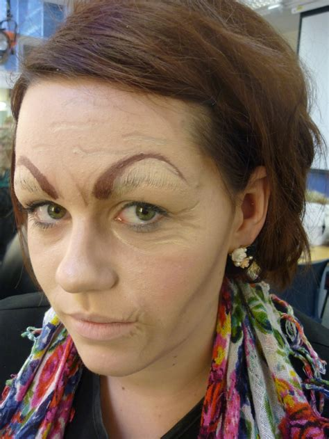 eyebrow trends for mid age women ageing stage makeup removed eyebrows make up pinterest