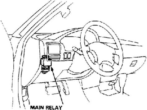 2000 honda accord fuel relay location nissan fuel shut switch location nissan get
