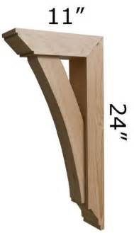 Wooden Porch Brackets 25 Best Ideas About Front Porch Posts On