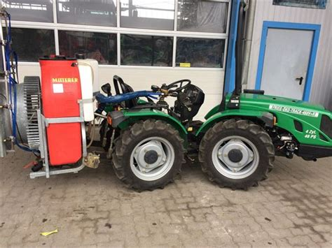 len heilbronn used 46 ps knicklenker mit wendesitz tractors year