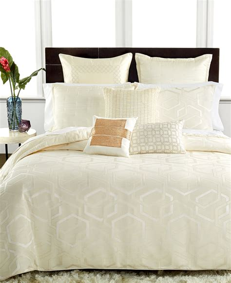 macy s bed and bath hotel collection verve bedding collection bedding