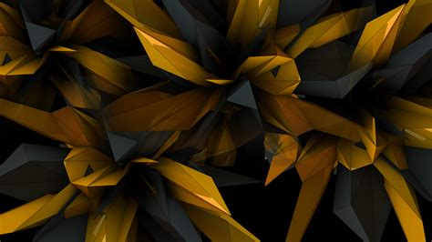 wallpaper abstract black gold black and gold abstract full hd wallpaper and background