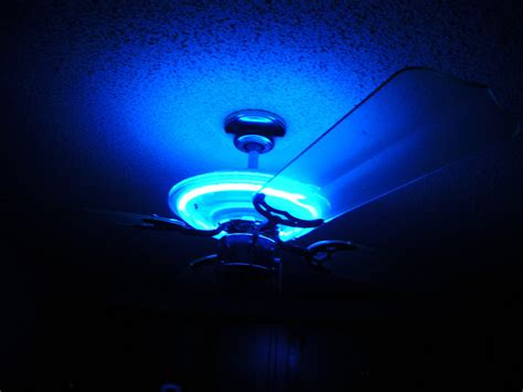 Neon Ceiling Lights Neon Ceiling Fan Neiltortorella