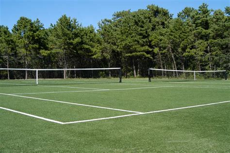 tennis court maintenance for new owners california