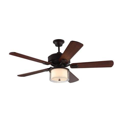 espresso ceiling fan monte carlo hillsborough 54 in espresso ceiling fan with