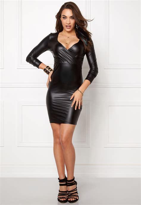 Dress Shiny bubbleroom casino shiny dress black bubbleroom
