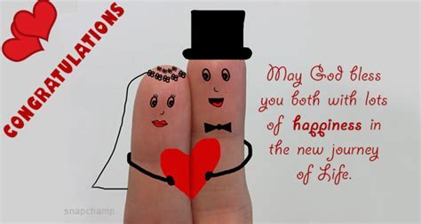 May God Bless You Both   Greetings and Wishes