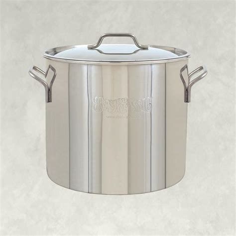 Brew Kettle Make Your Own - stainless economy brew kettles thebayou