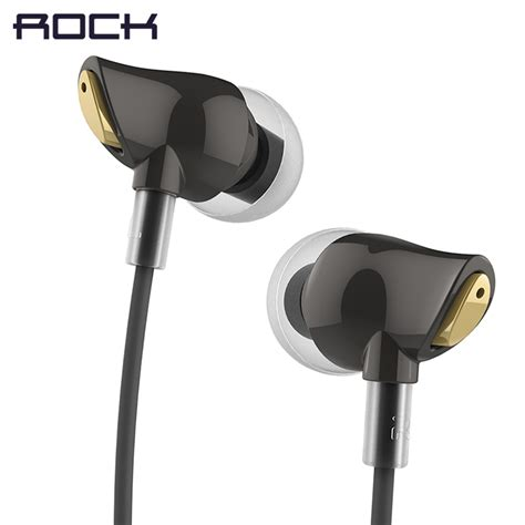 Earphone Samsung Stereo Mic rock luxury zircon stereo earphone headphones headset 3 5mm earphone earbuds for iphone samsung
