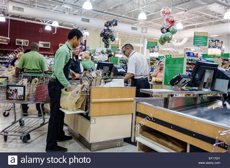florida publix grocery store supermarket sale food check stock photo royalty free