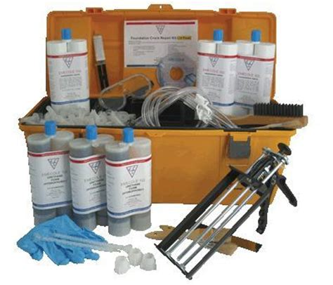 30 ft epoxy injection repair kit