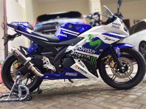Lu Hid Motor Yamaha R15 modifikasi motor yamaha r15 modifikasi jakarta