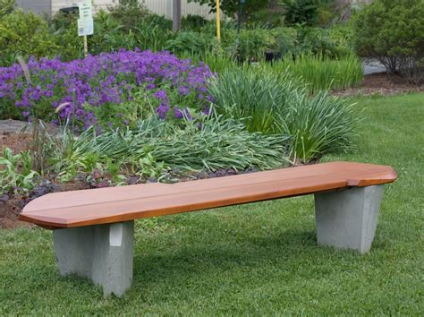 concrete block bench diy outdoor bench ideas for garden and patio