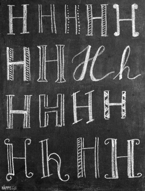 chalkboard paint concepts when writing 25 best ideas about chalkboard lettering on pinterest