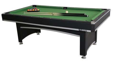 triumph sports usa phoenix billiard table with table