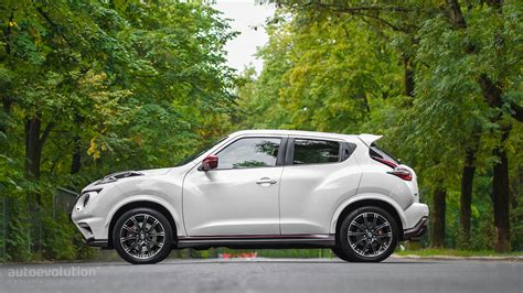 Reviews On Nissan Juke by 2016 Nissan Juke Nismo Rs Review Autoevolution