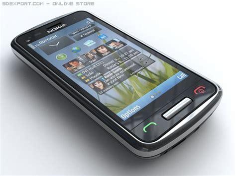 Bluetooth Nokia C6 mobile live expressions review nokia c6 01