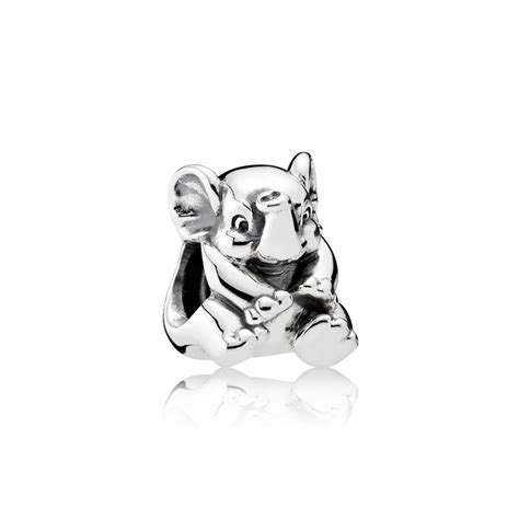 pandora charm pandora lucky elephant charm 791902 greed jewellery