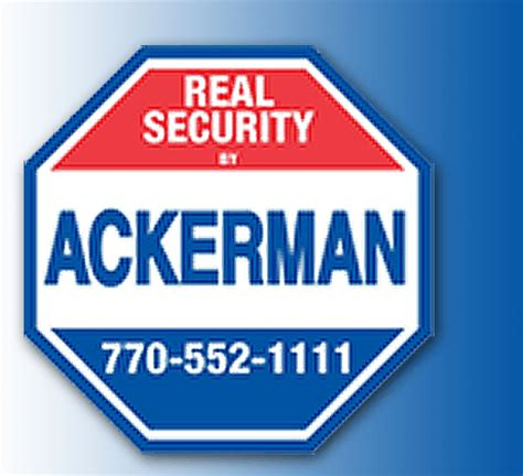 ackerman security security guards companies