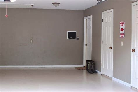 paint for interior walls best garage wall paint color