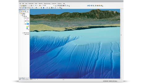 arcgis bathymetry tutorial arcgis for maritime bathymetry features