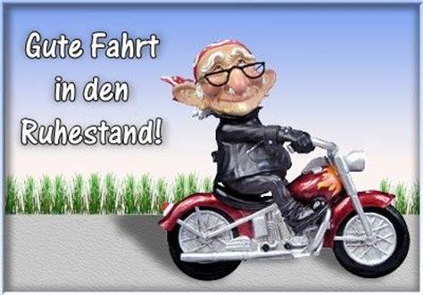 Motorrad Spr Che Gute Fahrt by Bild Gute Fahrt In Den Ruhestand Ideen Rund Ums Haus